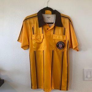 US Soccer Federation referee shirt youth large